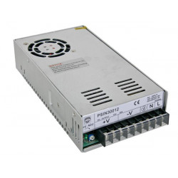 Switching power supply 300w 24vdc  closed frame