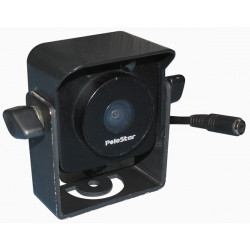 Camera n/b 12v 1/3' objectif video 130° audio etanche reconditionnee