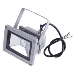 Projector smd led 10w  90w rgb rot grün gelb blau 110v 220v outdoor ip65 remote