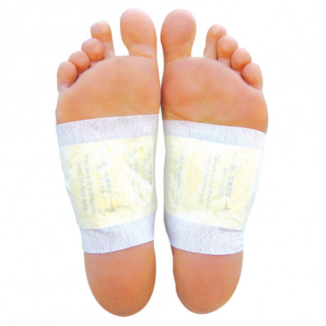 Kinoki detox foot pads patches with adhersive health care with opp bag as seen on tv