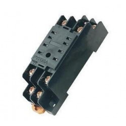 Support relais pyf08a omron 8 pin pour my-2 my2nj hh52p h3y-2, st6p