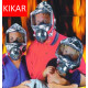 Fire mask soft and comfortable to wear