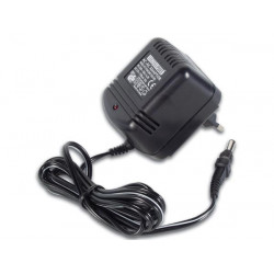 Non regulated single voltage adapter ac input ac output 12vac/1000ma ps1210ac