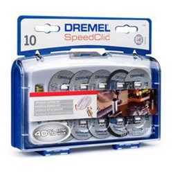 10 dremel cutting disks oudrms690