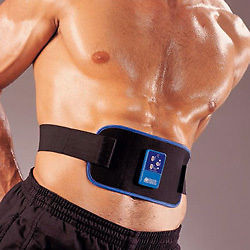 Device muscle electro stimulation slimming belt slimming massage gel sport fitness