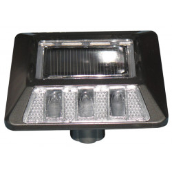 Solar road stud light led garden light cathodic road and ip66
