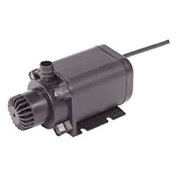 Submersible pump 2l5/min 6-12v dc/0,6 a.