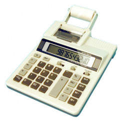Calculator desk calculator with printer desk caculators with printing system printing desk calculating machine desk calculating