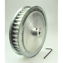 Pulley 44 teeth aluminum 4mm axis cnc milling modified frame structure qumfa919d14 furniture