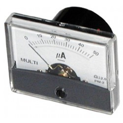 30a dc shunt galvanometer amperemetre class included 2.5 dim: 60 x 47 mm fixed: 32 x 32 mm ref medp4830a
