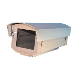 Caisson etanche ip64 non thermostate 102x117x388mm camwh1 coffre coffret exterieur camera video