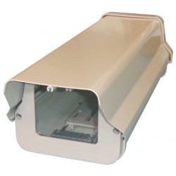 Caisson etanche ip64 thermostate 220v 373x140x115mm coffre coffret exterieur etanche camera video