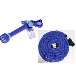 Extensible hose watering hose 25 feet retractable retracts xhose own home garden
