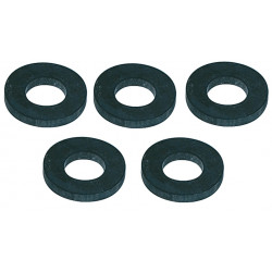 5 flat rubber gasket 20/27 3/4 inlet hose water hose extensible x gardena watering