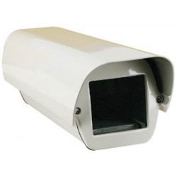 Caisson etanche thermostate ventile 220v 118x107x410mm ip65 iec 529 camwh3 coffret camera video