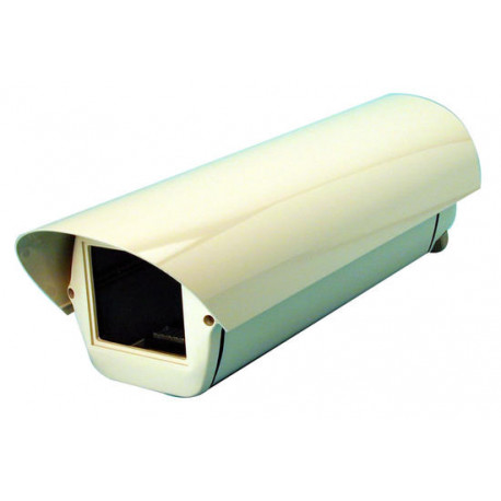 Waterproof ventilated housing, thermostatic, 220v, 190x160x490mm covert surveillance systems aluminum housing ventilated camera