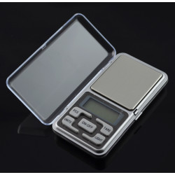 Electronic pocket scale 200g laptop weighs 0.1g weight measure small objects