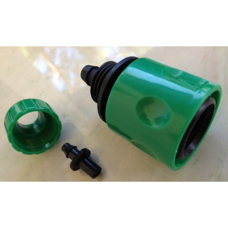 Gardena quick connect snap connector for hose watering gout gout