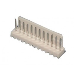Connector type kk 2.54mm male header right contacts cokk254m 3-3