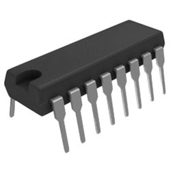 Microcontroleur pic16f876-04 sp rohs dil-28 cipic16f87604spr