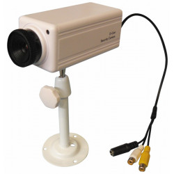 Camera video surveillance color camera video audio 9v color system