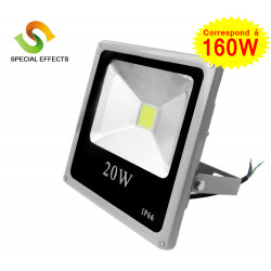 Projector led spot light 20w cool white smd 110v 220v ip65 outdoor lamp