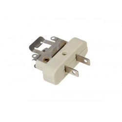 Support ampoule douille type gy9.5 porte lampe culot socket aclgy9.5