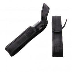 Nylon cover for electric taser stun defense anti assault baton