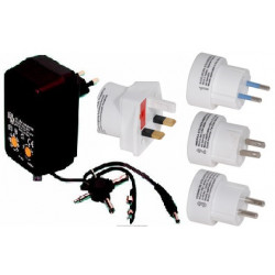 Electric plug in power supply plug in main supply 220vac 3 12vdc 500ma plug in electric supply sector adapter 220vacmain supply