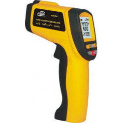 Lightweight and Compact Infrared IR Laser Thermometer Temperature Sensor Non-Contact Digital Laser Sight Thermometer with LCD Di