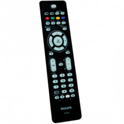 Remote control standard for tv / dvd (r) philips srp5002