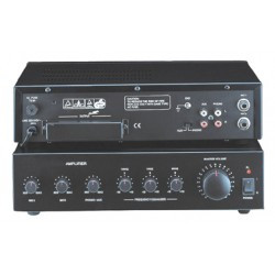 Public address amplifier 30w party room conference sopasa30 store
