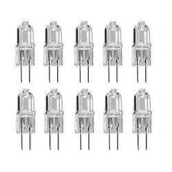 10 g4 jc type halogen lighting light bulb lamp 20w