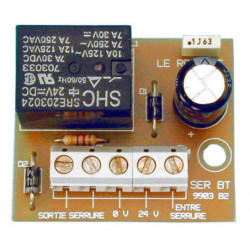 Circuit electronic circuit for ea60 automatic gate opener control panel gate automation control panel electronic circuit gate op