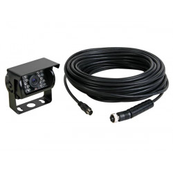 Optional 12v car camera + 20m cable for cam19 camset21