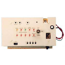 Alarm control panel circuit for ef5 electronic security bulglar alarm control panel circuit electronic security bulglar control