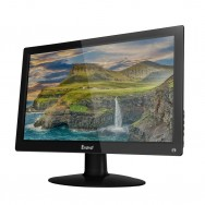 15.6 Inch Screen IPS LCD Monitor HD 1920x1080 Color Video Display Audio Screen with AV / VGA / BNC / USB