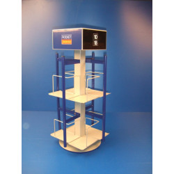Revolving tower for table 32 vol multi brand