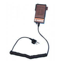 Microphone speaker coder voice changer microphone voice distortion for t434, t446, t5w walkie talkie scrambler voice microphone
