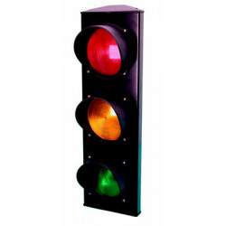 Light 220v red amber green light, 3 lamps green orange red road signalisation light traffic lights 3 lamps green orange red road