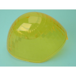Casing amber casing for f220c, f220f fixed light casing fixed light amber casing casings light casing amber casing casings amber