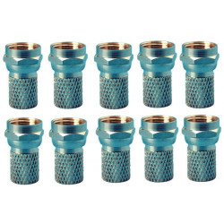 Plug 6mm f threaded plug for coaxial cable 6mm 4c2v (10 items) coaxial cables threade plugs plug 6mm f threaded plug for coaxial