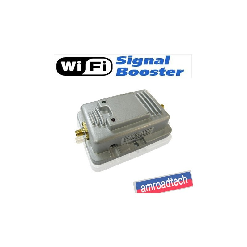 Amplificateur wifi 1000mw 20db r p teur 1w extension signal r seau sans fil lan jr - Amplificateur de signal wifi longue portee ...