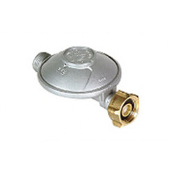 Regulator propane 37mbar 1.5 kg nf-security with nut