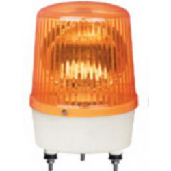 Electrical rotating light 24vdc 35w amber electrical rotating light light warning emergency light