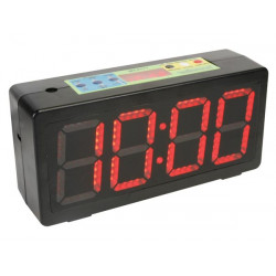 Conto alla rovescia Cronometro con display a LED WC4171 figure 10 centimetri timer