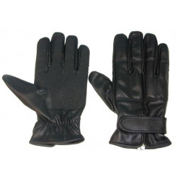 Pair of gloves leaded kevlar palpation search pair of gloves security search police security gloves medium size