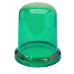 Cover green cover for rotating light g12a, g220a covers for rotating lights green covers covers rotating light covers cover gree