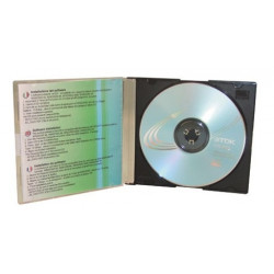 Computer cd rom + cord rs232 opener automatic gate gsm3 telephone transmitter