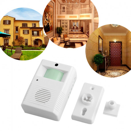 Wireless Home Alarm Systemlight Control Distance 3 7 Metersentry